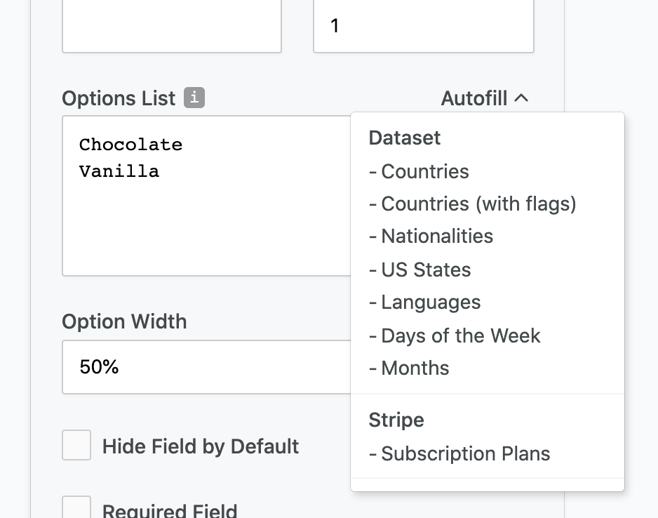 Stripe recurring payments - add plans